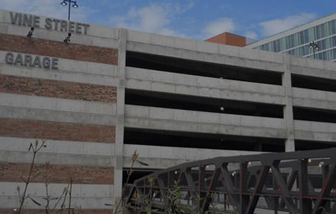 Parking Facilities | Franklin County Convention Facilities
